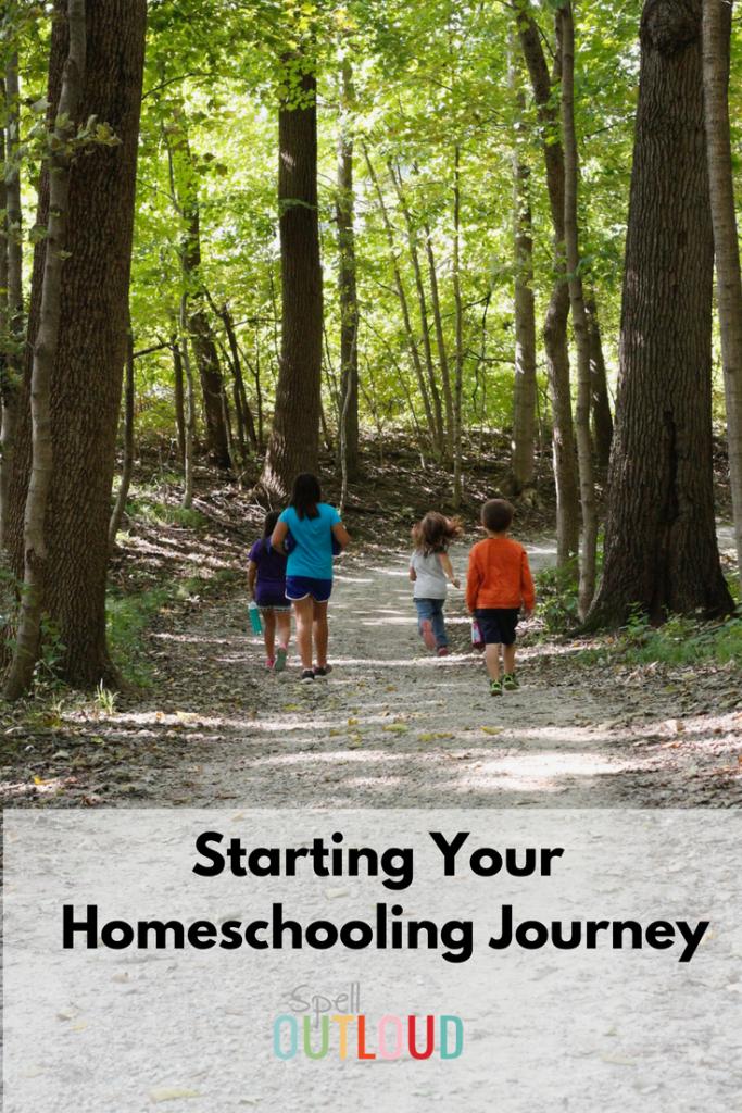 Starting Homeschooling