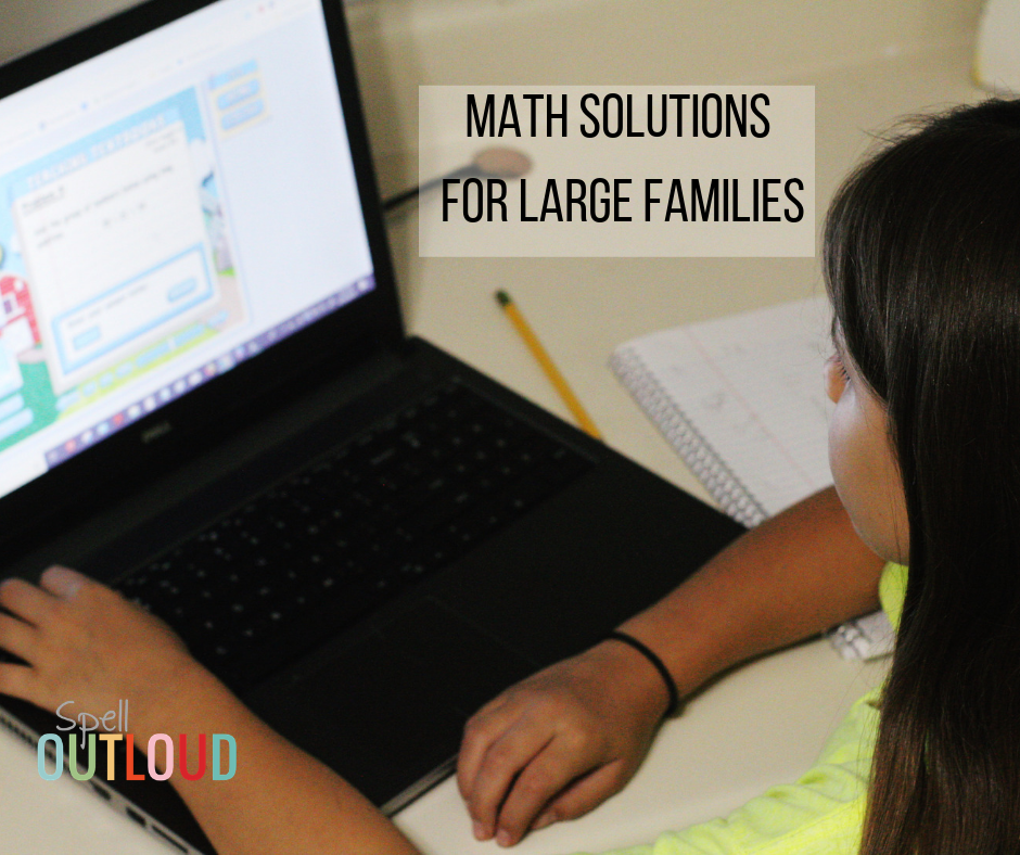 Math Solutions for Large Families